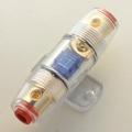 Portafusibile dorato / trasparente per fusibili AFC
